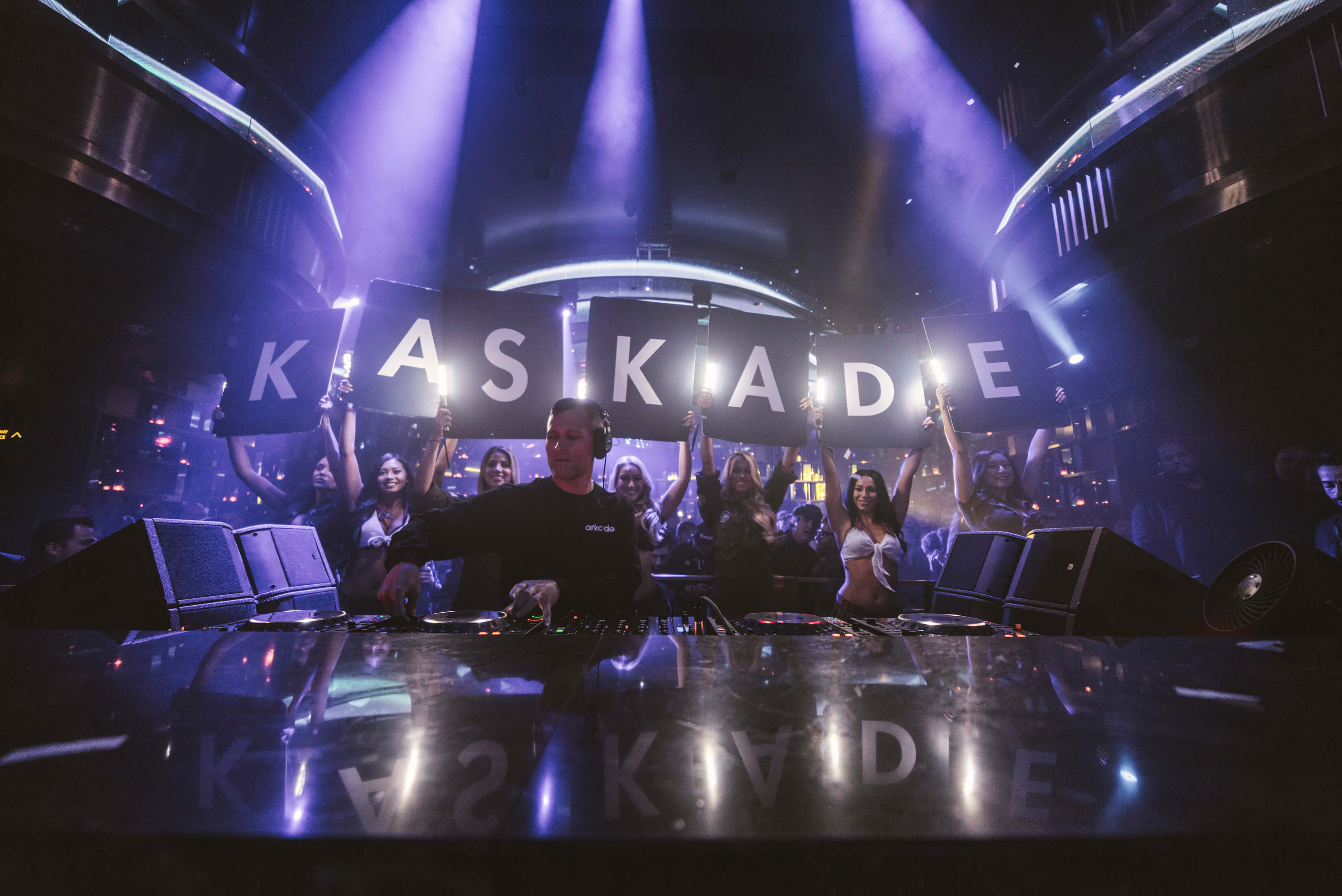 Kaskade Discusses Depression & Healing In New Journal Post