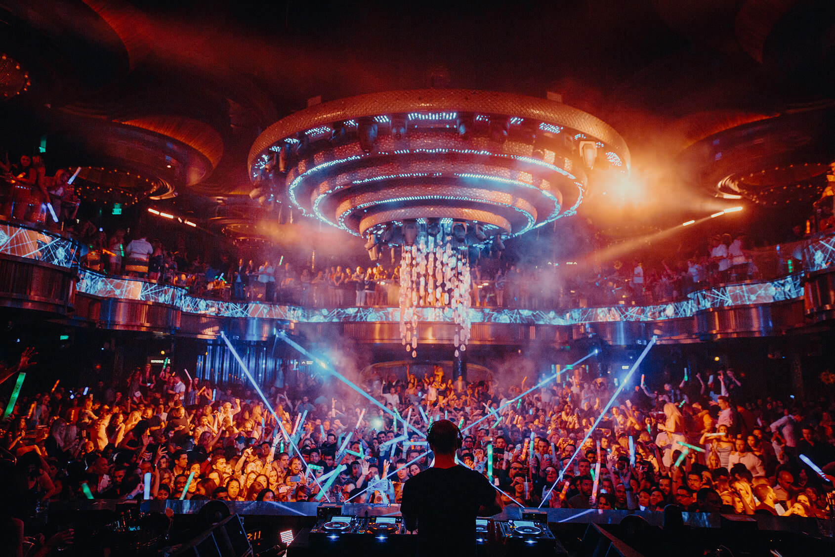 Calvin Harris - OMNIA Nightclub - Las Vegas