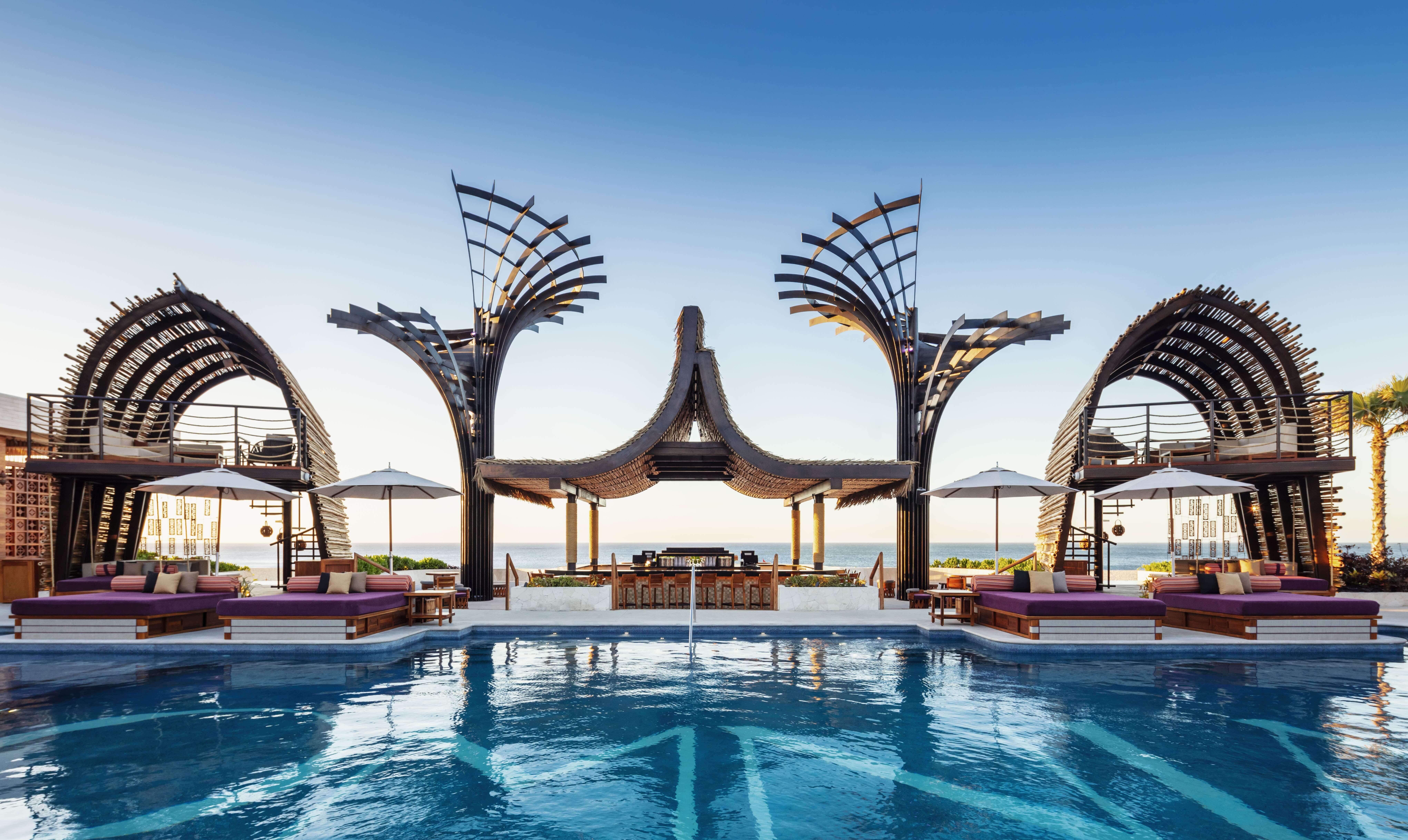 Cabo S Ultimate Beach Club Destination Omnia Los Cabos